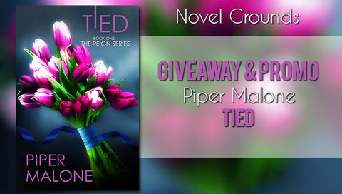 Giveaway and Promo! Tied by Piper Malone