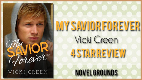 My Savior Forever by Vicki Green