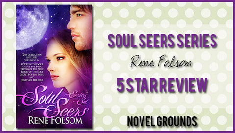 The Soul Seers (Series Set) By Rene Folsom - Review