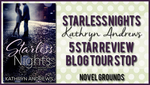 Blog Tour + Giveaway: Starless Nights by Kathryn Andrews