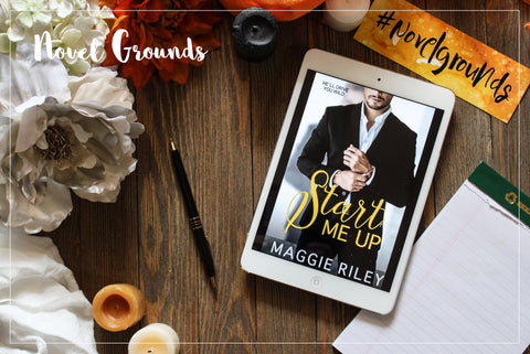 ARC Review of Start Me Up by Maggie Riley
