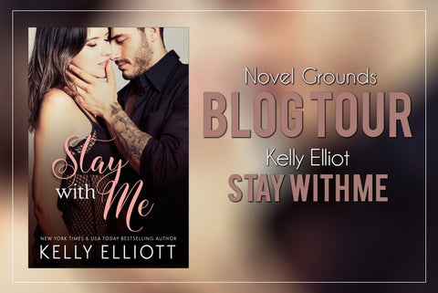 Stay With Me by Kelly Elliot