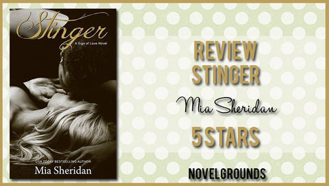 Stinger by Mia Sheridan