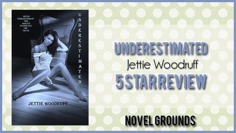 Underestimated by Jettie Woodruff Blog Tour and DUAL Review!