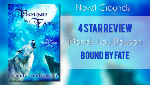 Bound By Fate by Mandy Lou Dowson