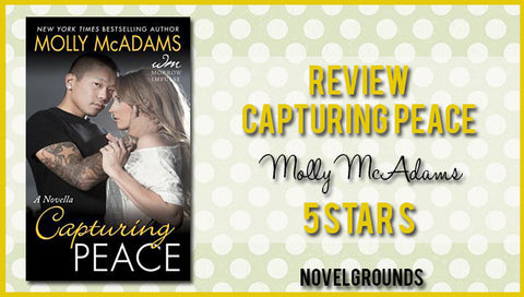Capturing Peace by Molly McAdams (Sharing You #0.5)