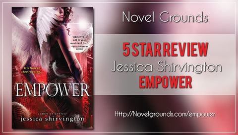 Empower by Jessica Shirvington (Violet Eden #5)