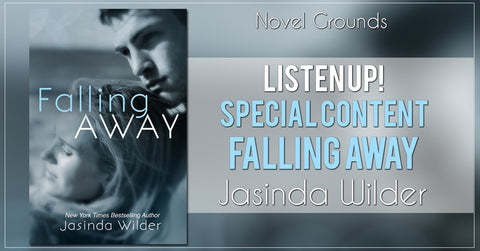 Listen Up: Falling Away by Jasinda Wilder