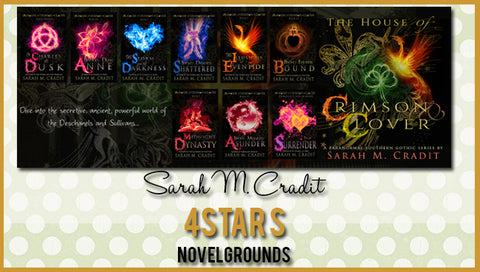 The Storm and the Darkness (House of Crimson and Clover #1) by Sarah M. Cradit