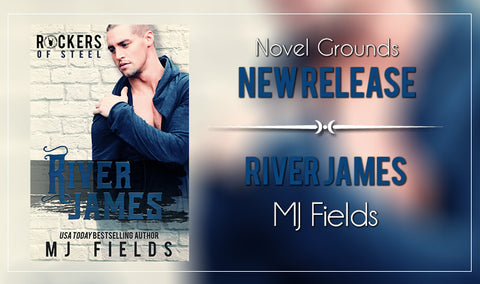 New Release: River James by MJ Fields