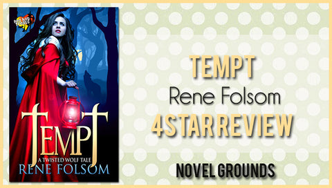 Tempt: A Twisted Wolf Tale by Rene Folsom