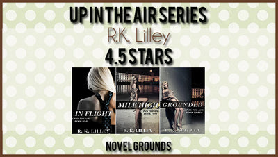 Up In The Air Series by R.K. Lilley