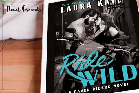 Blog Tour! Ride Wild by Laura Kaye