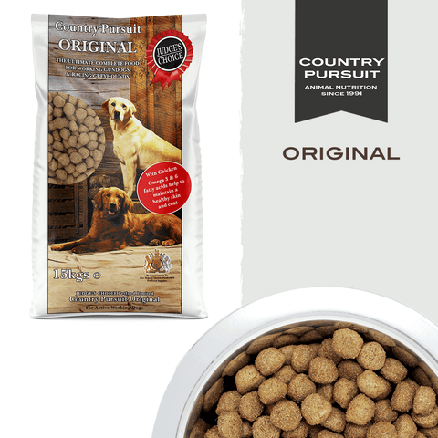 Country Pursuit Original Working Adult Dog Food 15kg