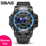 SBAO Couples Digital Sport Watch