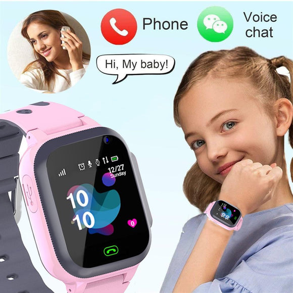 Kids Anti-lost Smart Watch