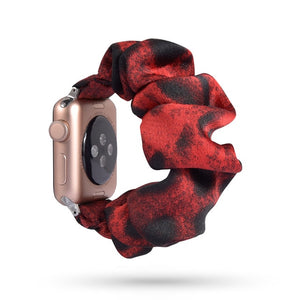 Scrunchie Elastic Strap for Apple Watch (Styles Group 2)