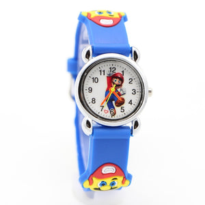 3D Super Mario Watch