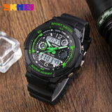 SKMEI Children's LED Multifunction Quartz Digital Watch