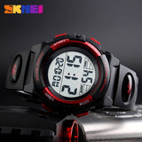 SKMEI Kids LED Digital Multifunctional Sports Watch