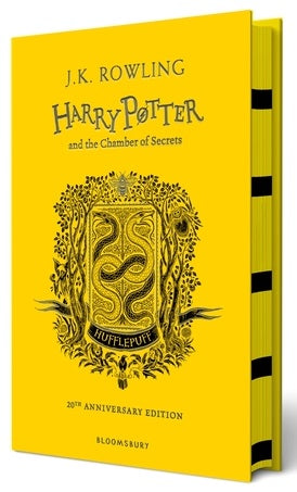 Harry Potter and the Chamber of Secret Hufflepuff Ed.