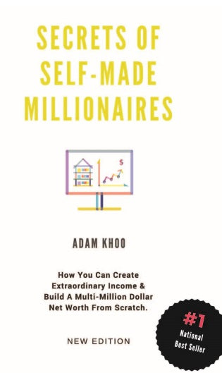 SECRETS OF SELF-MADE MILLIONAIRES (NEW ED)