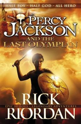 Percy Jackson and the Last Olympian (Reissue)
