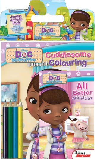 Disney Grab Bag : Doc Mcstuffins