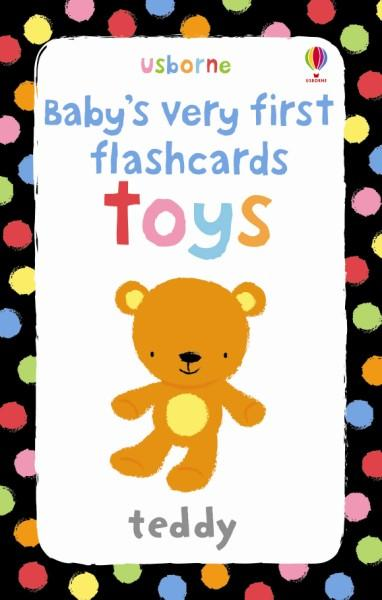 Ub Toys (Baby`S Very First Flashcards)