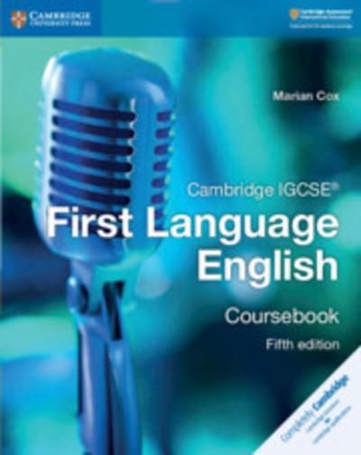 Cambridge Igcse First Language English Coursebook 5th Ed