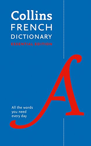 Collins Essential French Dictionary (Second Edition)