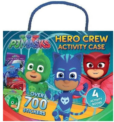 PJ Masks Hero Crew Activity Case