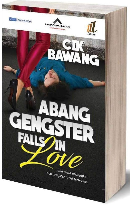 Abang Gengster Falls in Love