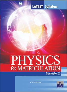 PHYSICS FOR MATRICULATION 2 `20
