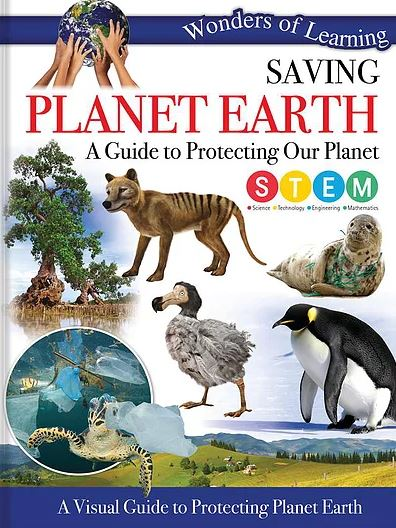 Wonders of Learning- Saving Planet Earth