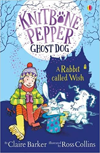 A Rabbit Called Wish (Knitbone Pepper Ghost Dog
