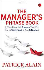 The Managers's Phrase Book