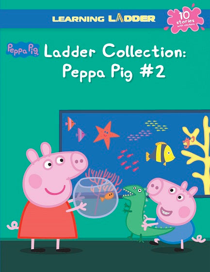 LADDER COLLECTION: PEPPA PIG