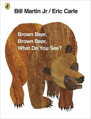 Brown Bear, Brown Bear, What Do You See? (Anniversary Edition)