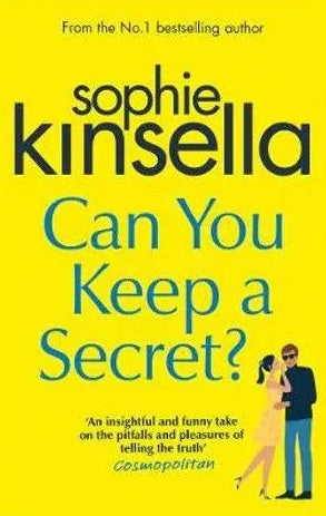 CAN YOU KEEP A SECRET? (RE-ISSUE)