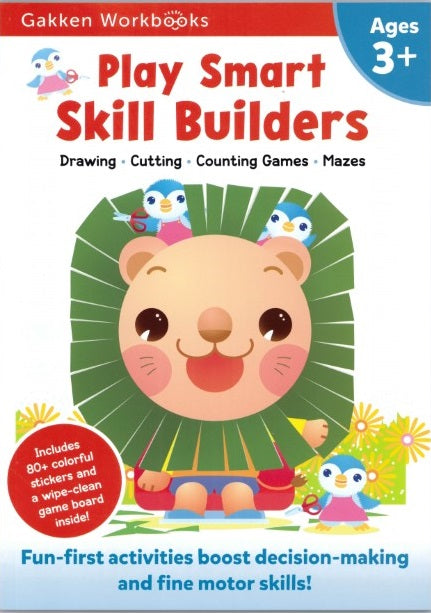 Play Smart Skill Builders Ages 3+