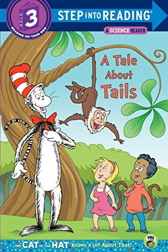 DR SEUSS: A TALE ABOUT TAILS (STEP INTO READING)