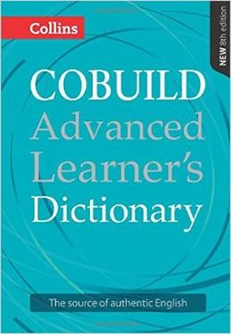 Collins COBUILD Advanced Learner's Dictionary, 8th Edition