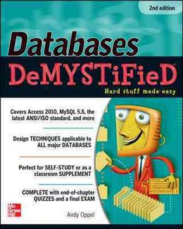 Database Demystified