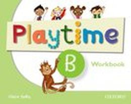 PLAYTIME B: WOOKBOOK