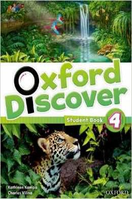 OXFORD DISCOVER STUDENT`S BOOK 4