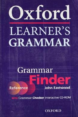 OXFORD LEARNER`S GRAMMAR FINDER & CHECKER WITH CD ROM