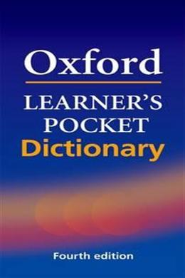 Oxford Learner's Pocket Dictionary (4th Edition)