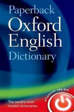 OXFORD PAPERBACK ENGLISH DICTIONARY 7ED