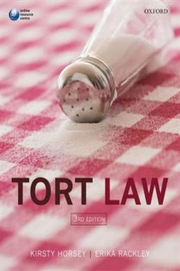 Tort Law (3rd Edition)